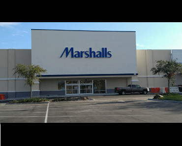 Marshall's retail facility in Orange Park, Florida